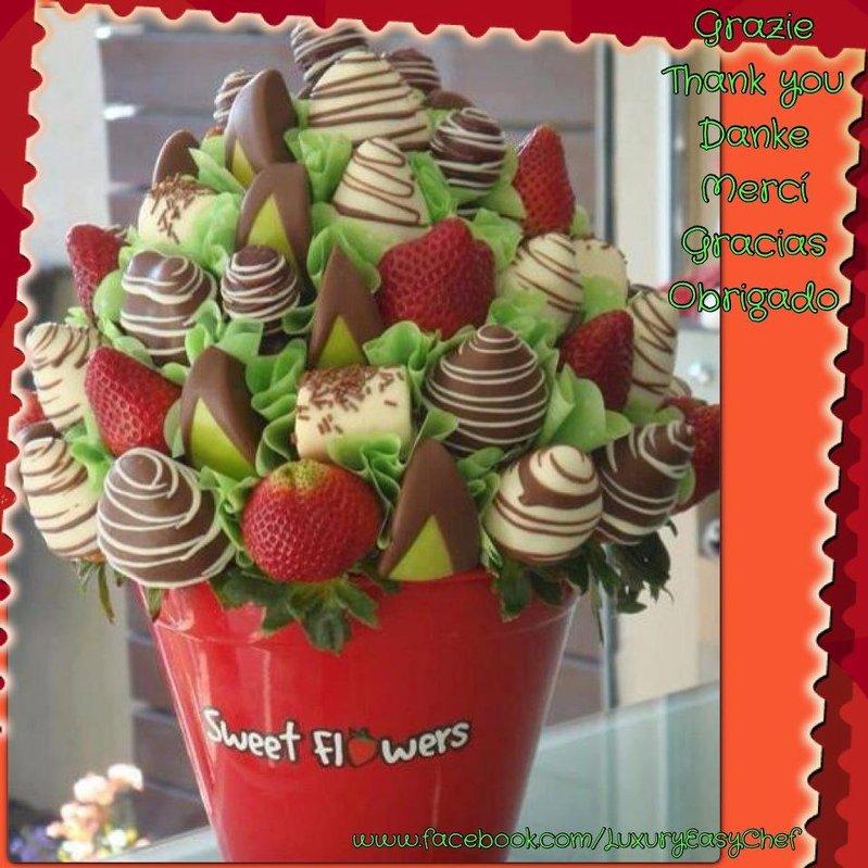 Цветок из сладостей - Букеты из конфет, цветы и подарки. АНГЕЛЯТКО! ВКонтакте